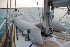 April 2012 Dream SeQueL Trip 047 -We were wrong about having fixed the dinghy