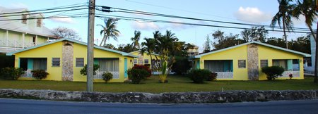 April 2012 Dream SeQueL Trip 162 -Some homes in Marsh Harbour, Bahamas